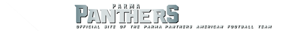 Official Site of the Parma Panthers American Football Team